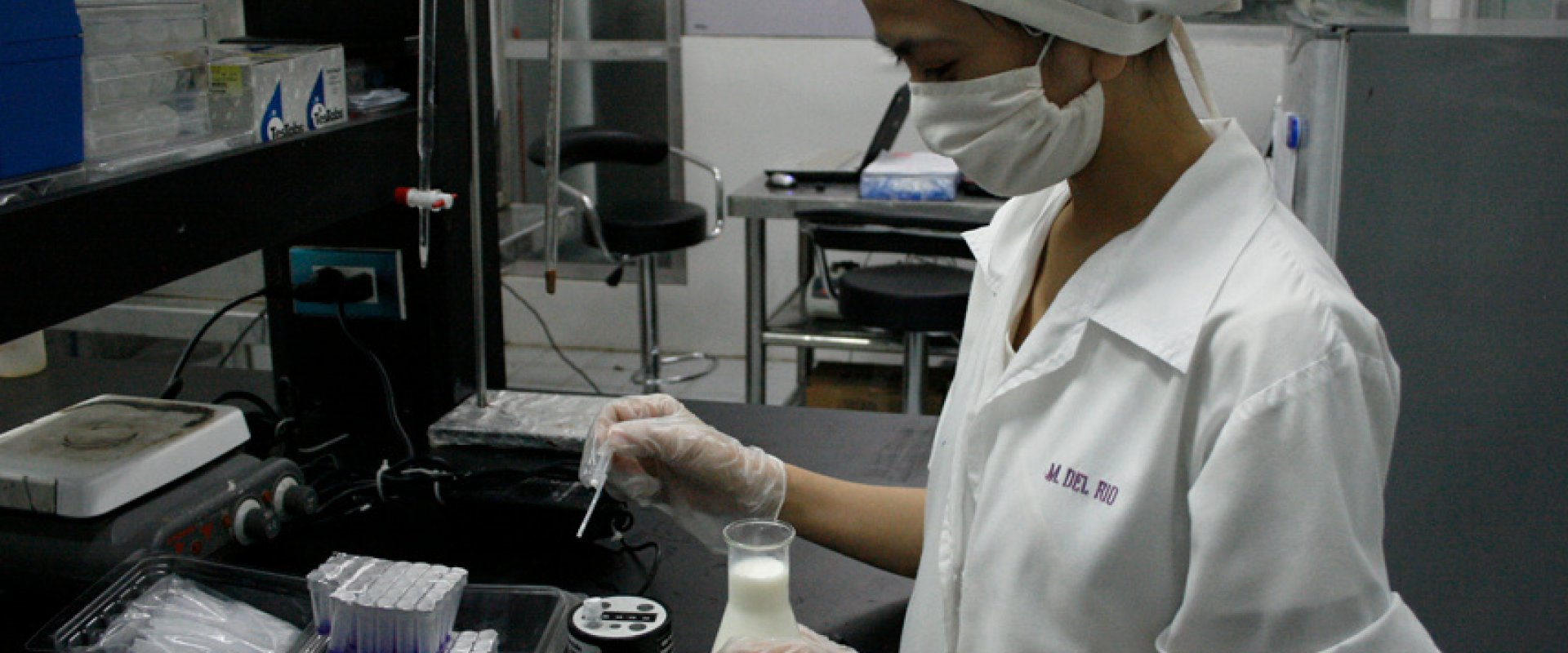 High quality control and standardization procedures
